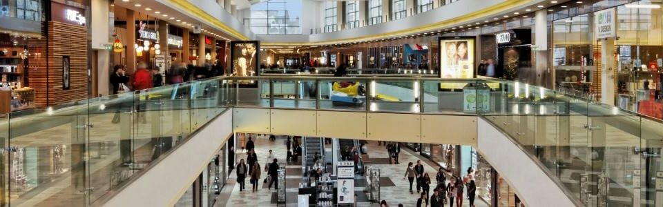 West Quay Shopping Centre, Southampton