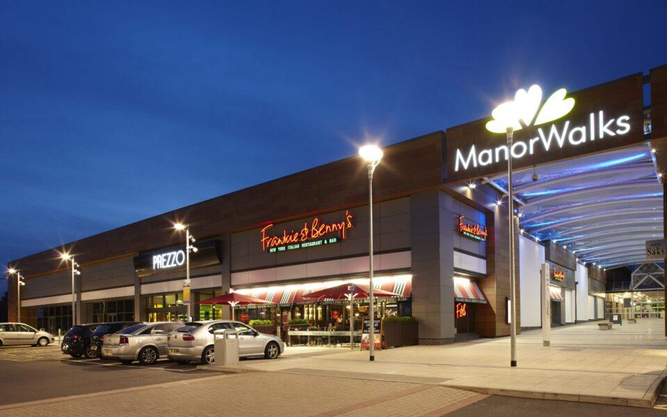Manor Walks Shopping Centre, Cramlington