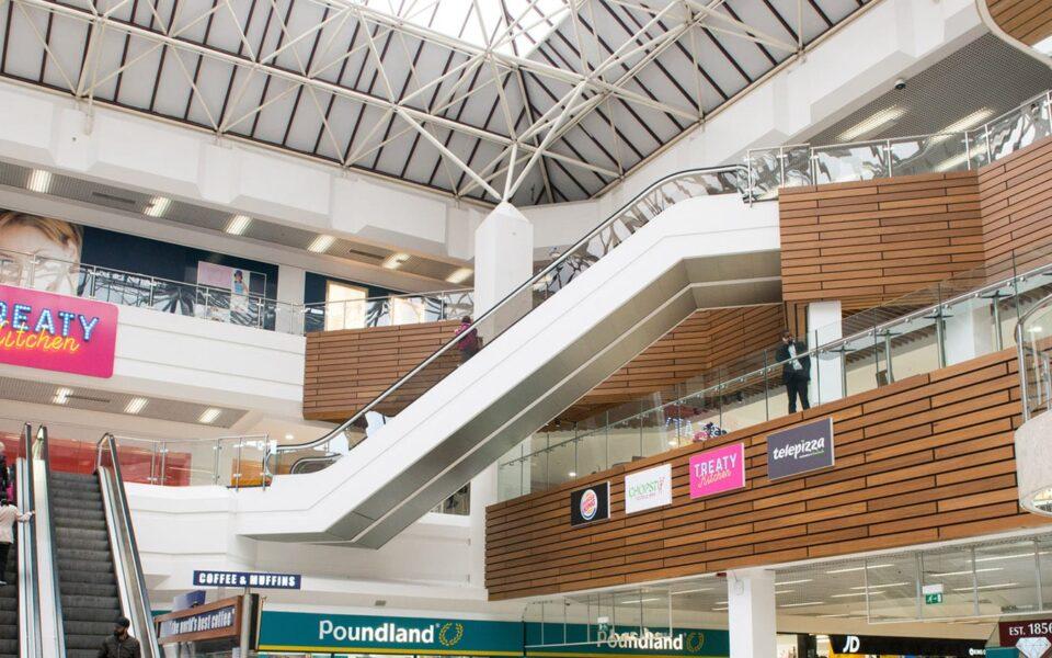 Newlands Shopping Centre, Kettering