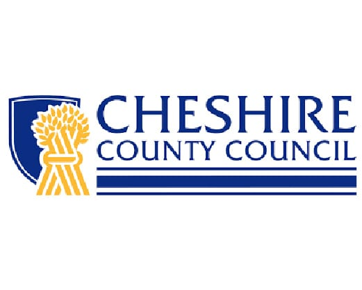 Cheshire County Council Logo
