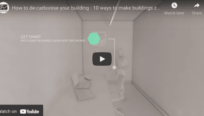 10 Steps to Achieve Net Zero Carbon Emissions in the Built Environment (VIDEO)