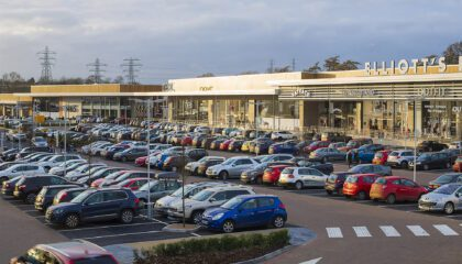 Workman is appointed by Brookfield on a new retail park portfolio.