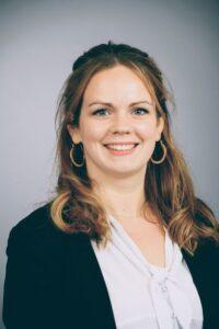 Charlotte Ross, ESG Manager, Workman